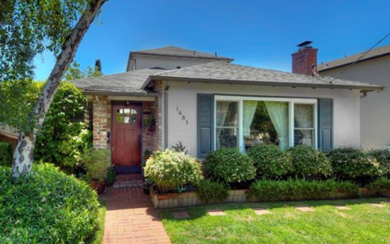 Represented Buyer for Traditional San Carlos Home